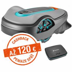 Gardena Sileno life 850 smart - Cashback 105 €