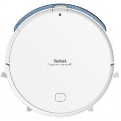 Robotický vysávač Tefal Explorer Serie 40 RG7267 – white
