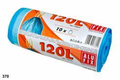 Pytle 120L do odpadkových košů se zatahovací páskou