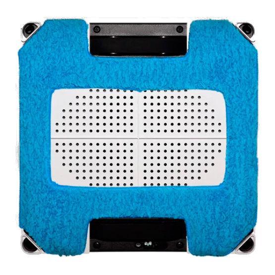 Sada utierok pre Hobot 268/288 - modré