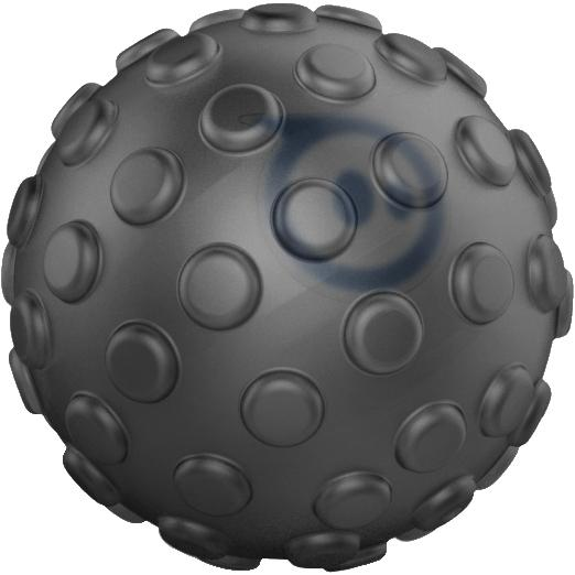 Sphero Nubby Cover - černý