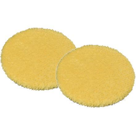Utierky z mikrovlákna pre Hobot - sada 12 ks - žlté