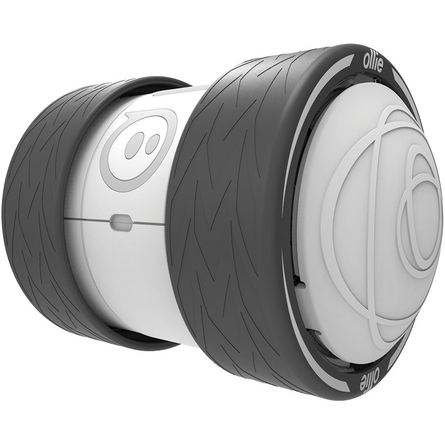 Sphero Ollie turbo pneumatiky - čierne