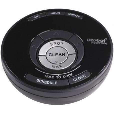 Dálkový ovladač Black iRobot Roomba