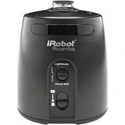 Virtuálna stena s majákom iRobot Roomba