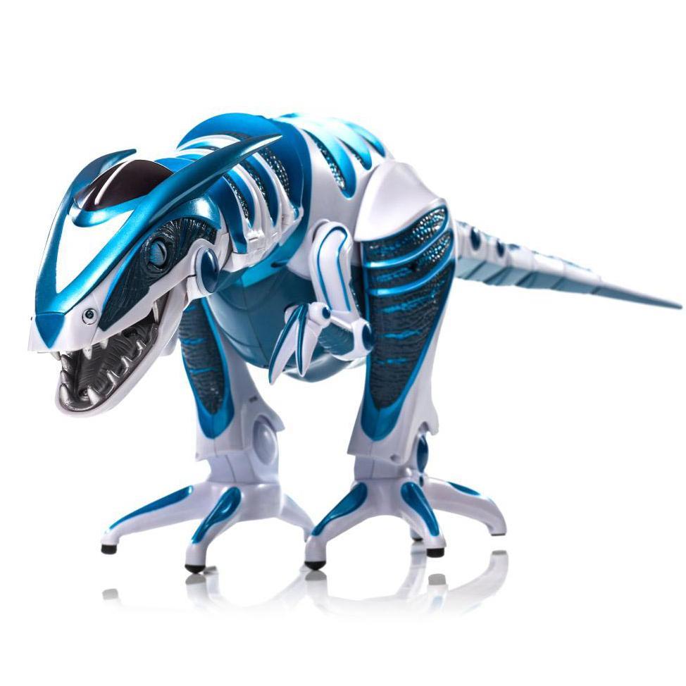 WowWee Roboraptor Blue