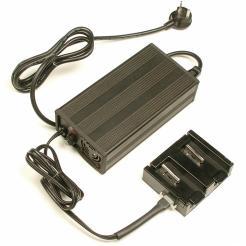 Externá nabíjačka pre batérie modelov RL