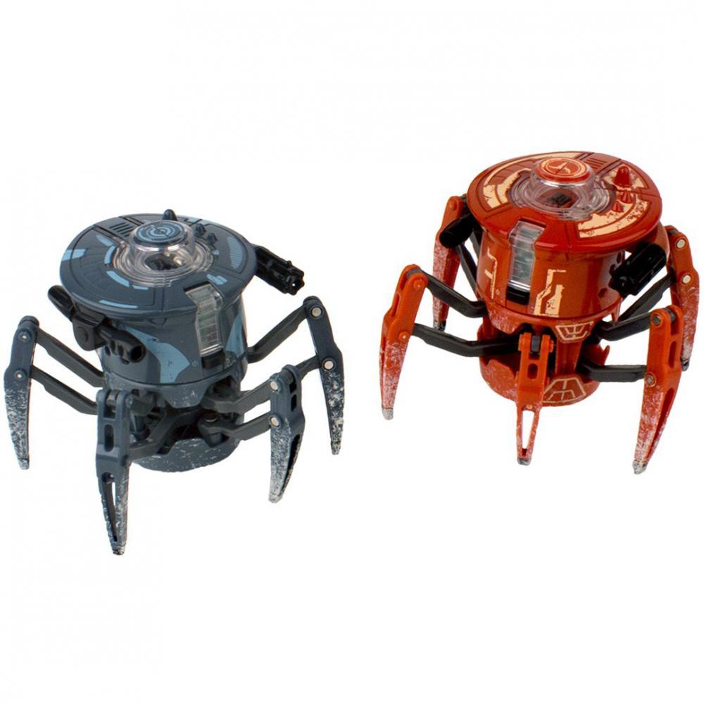 HEXBUG Bojoví pavúci 2.0 Dual pack