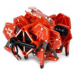 HEXBUG Bojová tarantula červená