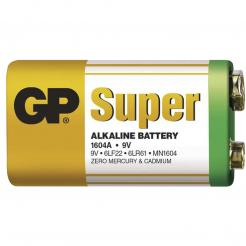 Batéria GP Alkaline 9V