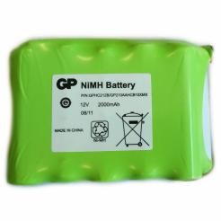 Batéria obvodového spínača pre Robomow