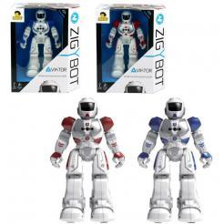 Robot Viktor - modrý