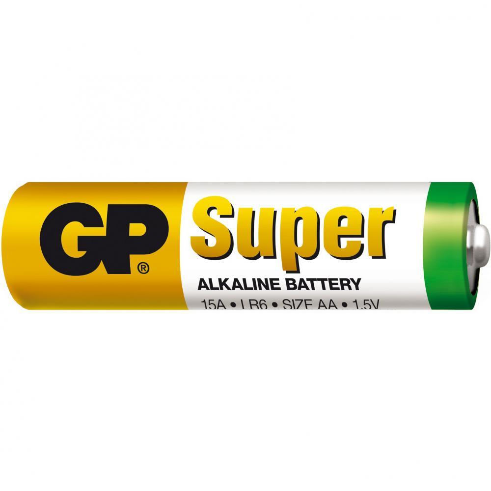 Batéria GP Alkaline AA, tužková