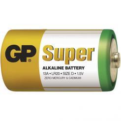 1,5 V batéria typu D