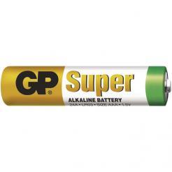 Batéria GP Alkaline AAA, mikrotužka