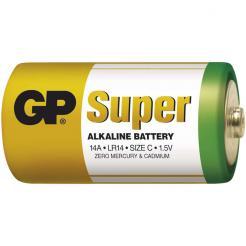 Batéria GP Alkaline C Malé Mono