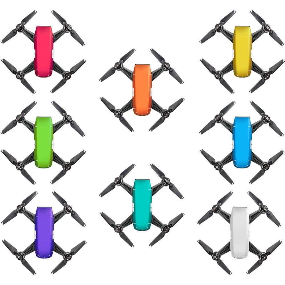 DJI Spark Skin - sada farebných polepov