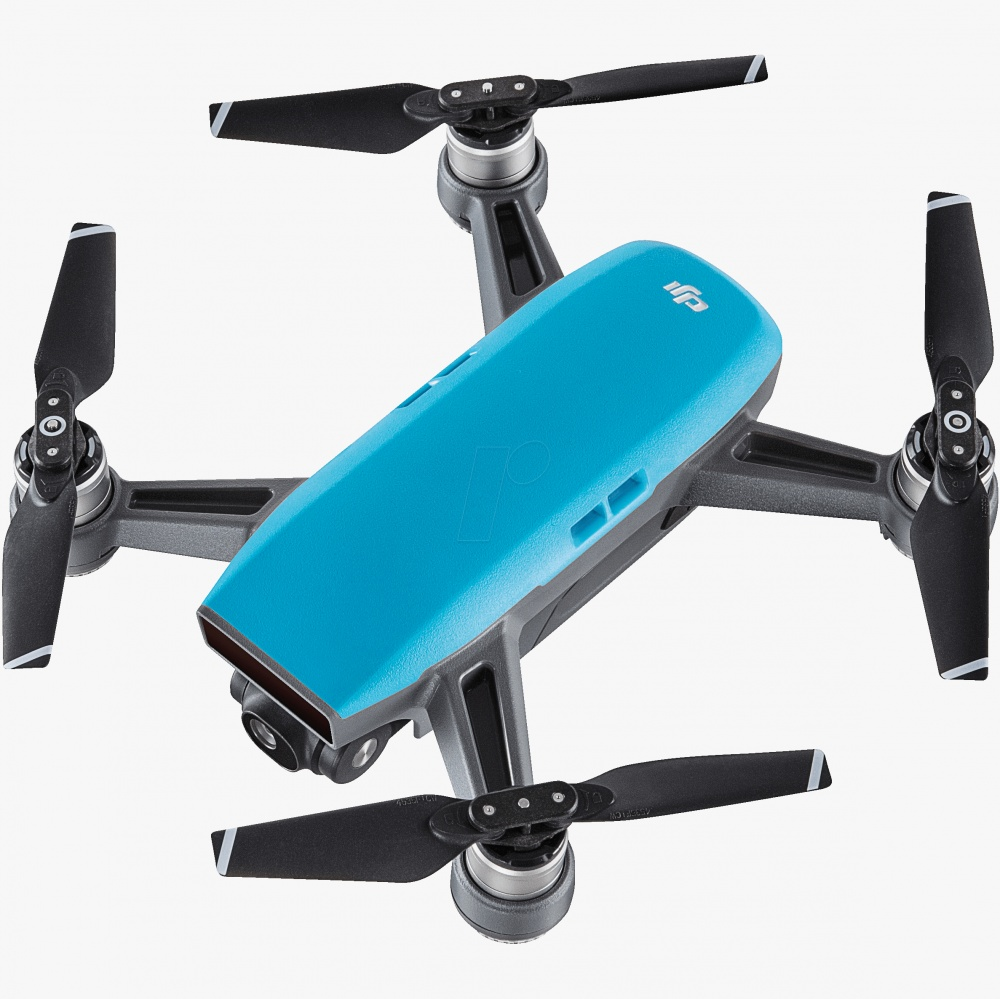 DJI Spark Fly More Combo - Sky Blue