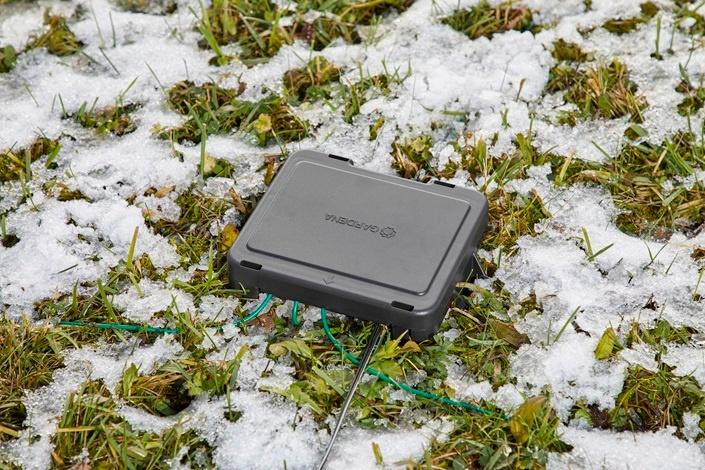 Ochranný kryt konektora Gardena