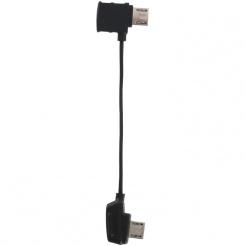 RC kábel - Micro USB konektor