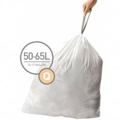 Vrecia typu Q do odpadkových košov Simplehuman - 2