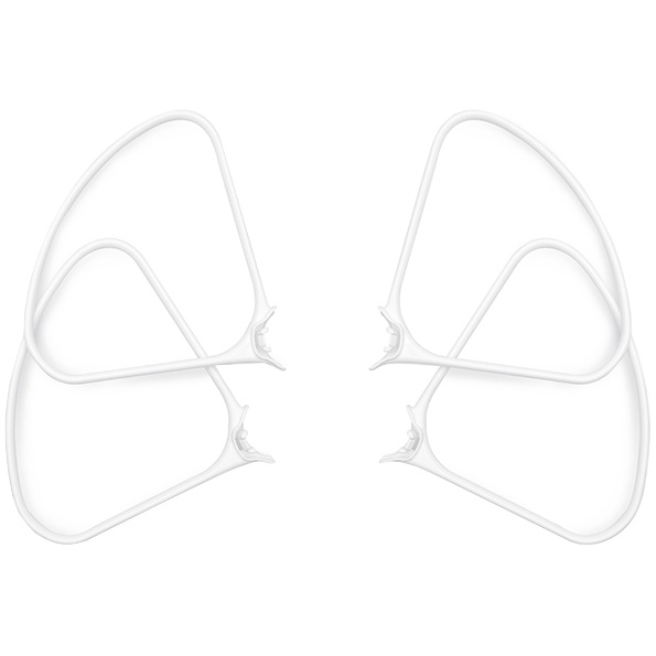 Ochranné oblúky vrtúľ pre DJI Phantom 4 PRO / Advanced