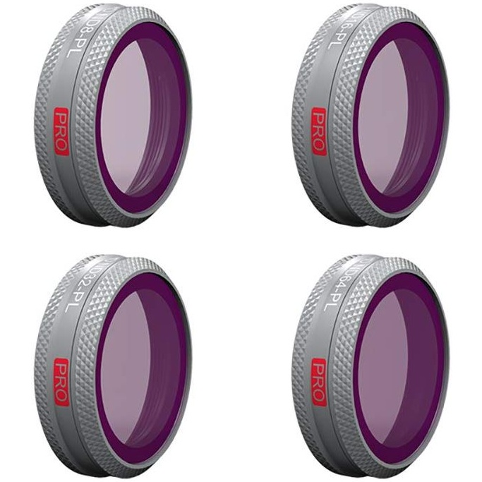 Set ND + PL Professional filtrov pre DJI Mavic 2 ZOOM (ND8/16/32/64)
