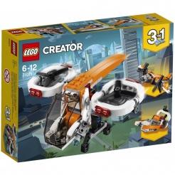 LEGO Dron prieskumník