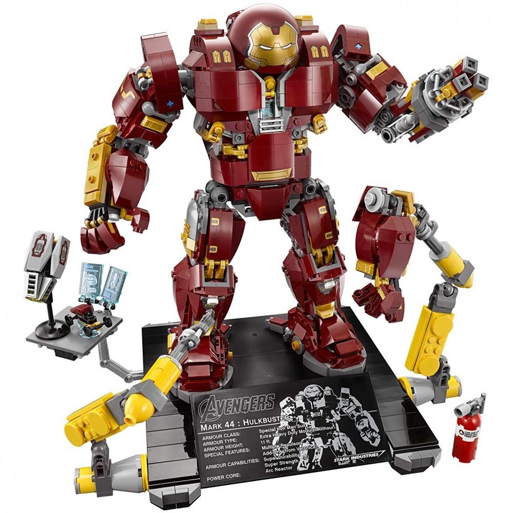 LEGO Super Heroes 76105 Hulkbuster Ultron edícia