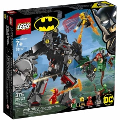 LEGO Super Heroes 76117 Súboj robotov Batmana a Poison Ivy
