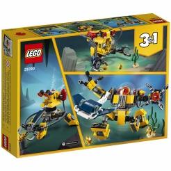 LEGO Creator 31090 Podvodný robot