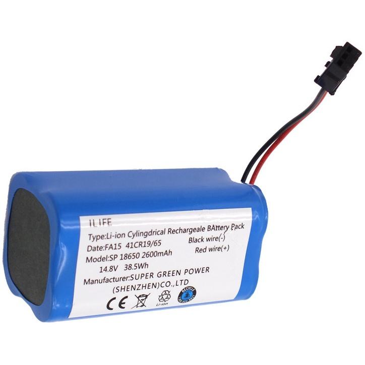 Batéria ILIFE A7, A40, A8, V55 - 2600 mAh