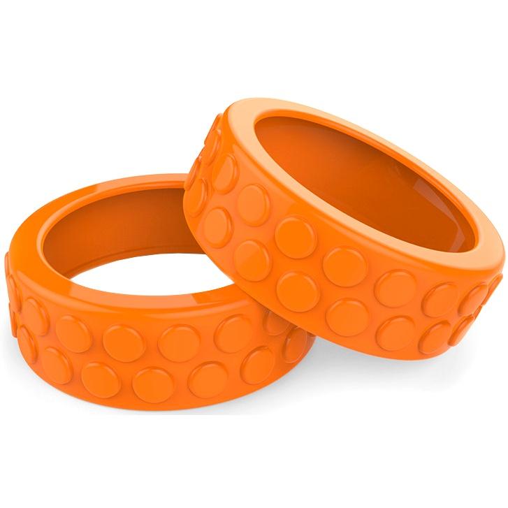 Sphero Ollie Nubby pneumatiky - oranžové