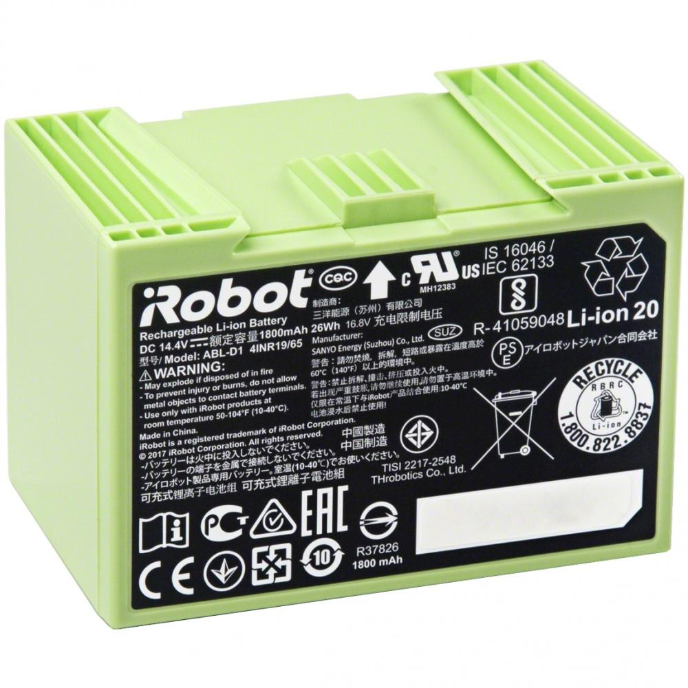 Batéria iRobot Roomba série e/i - 1800 mAh