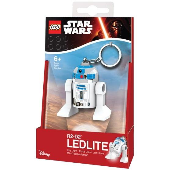 LEGO Star Wars R2D2 svietiaca figúrka