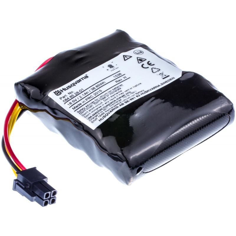 Batéria pre Gardena Sileno