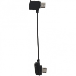 RC kábel s prevráteným microUSB konektorom pre DJI Mavic