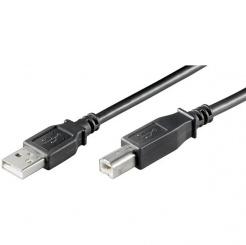 Nabíjací kábel USB 2.0, A-B - 1m