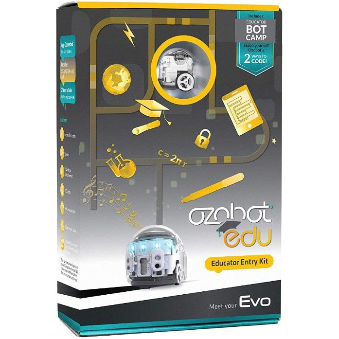 Ozobot EVO - štartovacia sada pre učiteľov