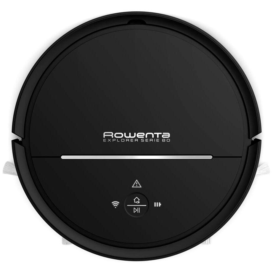 Rowenta RR7755WH Explorer Serie 80 - black