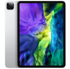 Apple iPad Pro 128GB WiFi Silver (2020)