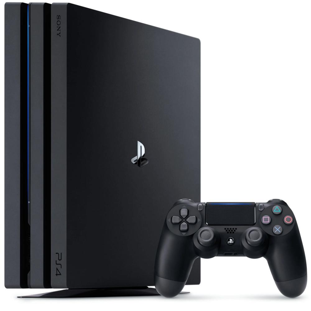 PlayStation 4 Pro 1TB – black
