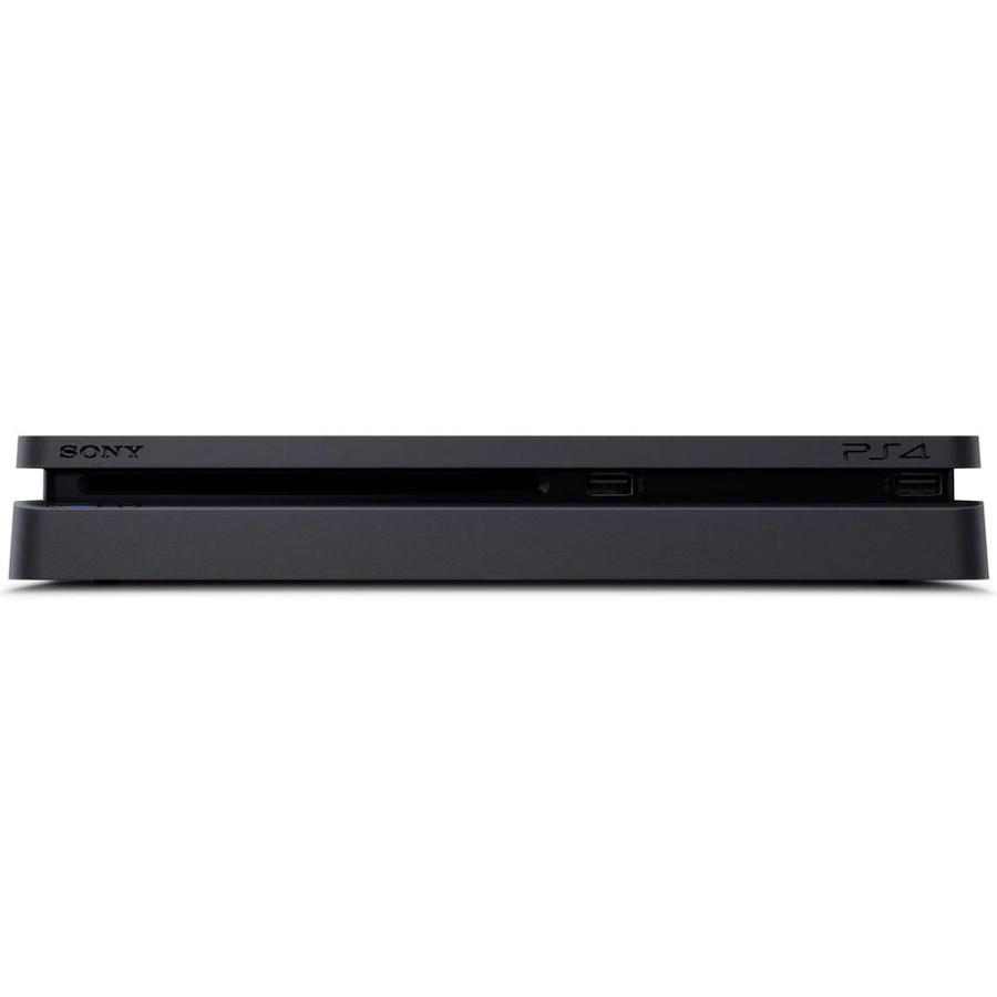 PlayStation 4 Slim 500GB – black