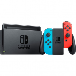 Nintendo Switch – Neon Red&Blue Joy-Con v2