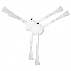Bočné kefky pre Xiaomi Mi Robot Mop 1C – white 2 ks