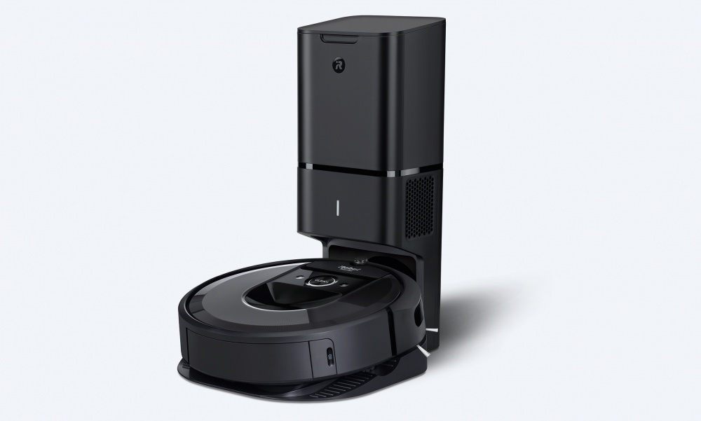 iRobot Roomba i7 - robotický vysávač, ktorý si sám vynesie smeti