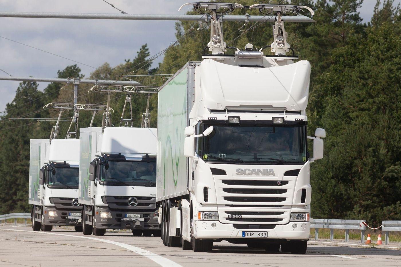 Nemecká diaľnica, na ktorej vám nákladiak bude pripomínať skôr trolejbus