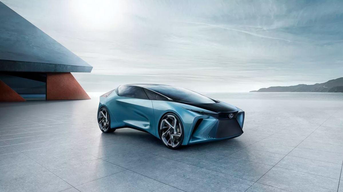 Lexus predstavuje svoju víziu elektromobilu budúcnosti