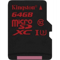 Kingston microSDXC 64GB karta