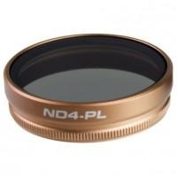 ND4/PL filter pre DJI Phantom 4 PRO